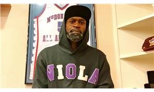 Floyd'un yakın arkadaşı, eski NBA yıldızı Jackson: Kardeşim için adalet istiyorum