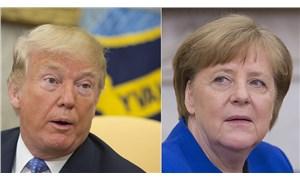 Merkel'den Trump'ın davetine ret