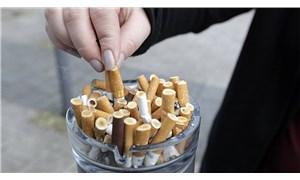 Sigaraya bir yılda 78 milyar Türk lirası harcandı