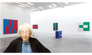 Görsel sanatın asırlık çınarı: Carmen Herrera