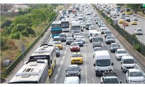 İstanbul'da trafik yoğunluğu yüzde 51'e ulaştı