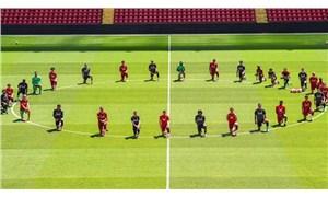 İyi takım, büyük kulüp: Liverpool, George Floyd'u unutmadı