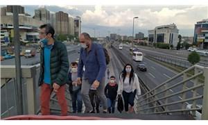 Normalleşmenin ilk gününde İstanbul'da hareketlilik