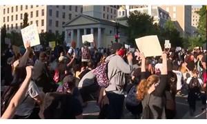 ABD'de protestocu 2 öğrenciye elektroşok veren polisler açığa alındı