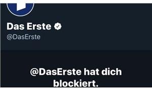 Alman televizyonu, Türkiye kökenli eski vekili Twitter'dan engelledi