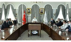 """İstanbul Valiliği'nde """"Toplu Ulaşım"""" toplantısı"""