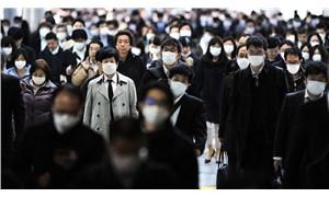 Japonya'da,vaka sayıları yeniden yükselme eğilimine girdi