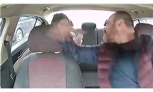 Kadın yolcuyu darp eden taksici hakkında yeni gelişme: Belgesi iptal edildi