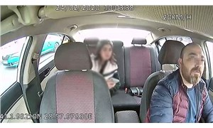 Kadın yolcuyu darp eden taksici serbest bırakıldı!