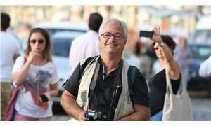 Kültürpark'ın güvenlikçileri gazeteciyi engelledi