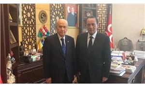 Organize suç örgütü lideri Alaattin Çakıcı, Bahçeli'yi ziyaret etti