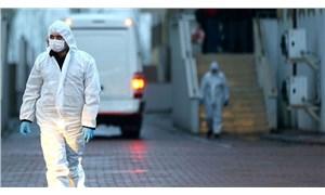 Türkiye'de koronavirüsten son 24 saatte 22 kişi hayatını kaybetti