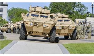 George Floyd protestoları: Pentagon, Washington'a asker konuşlandırdığını açıkladı