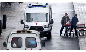Rusya'da yine hastane yangını: Bir hasta hayatını kaybetti