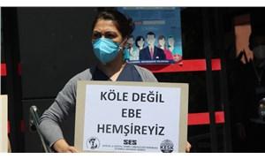 Sağlık emekçilerinden izin ayrımcılığına tepki