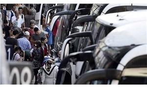Seyahat yasağının kalkmasıyla 2 milyon kişi şehir değiştirdi