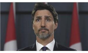 Trudeau, Trump sorusuna 21 saniye boyunca sessiz kaldı