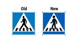 Finlandiya, cinsiyetsiz trafik işaretlerine geçiyor