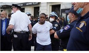 George Floyd protestolarında 10 binden fazla insan gözaltına alındı