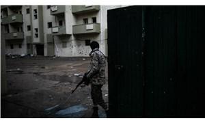 Libya'da UMH güçleri, Trablus'u kontrol altına aldıklarını duyurdu