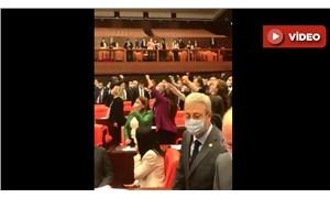 Meclis'te 'Demokrasi düşmanı AKP' sesleri!