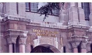 Sağlık Bilimleri Üniversitesi'nde taciz: Okul yönetiminden açıklama