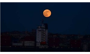 'Yarı gölge ay tutulması' başladı