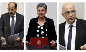 Vekillikleri düşürülen CHP'li ve HDP'li 3 isim tutuklandı