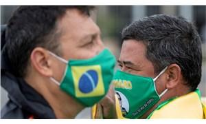 6 Haziran - Ülke ülke koronavirüs salgınında son durum | Brezilya'da can kaybı artıyor
