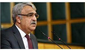 HDP'li Sancar: Kimse bizi yedek güç olarak görmesin