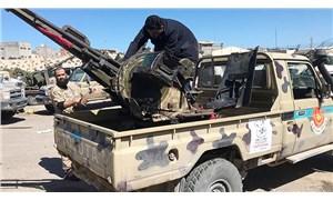 Libya'da UMH güçleri Kaddafi'nin memleketi Sirte'ye operasyon başlattı