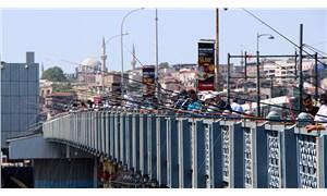 Bakanın uyarısı kâr etmedi: Balıkçılar yine Galata'da