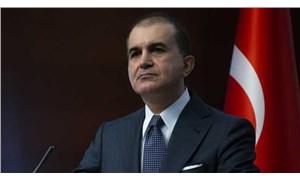 AKP Sözcüsü Ömer Çelik: Son günlerdeki gelişmeler endişe verici