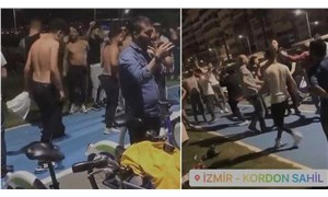 İzmir Kordonboyu'nda halay görüntülerine polis incelemesi