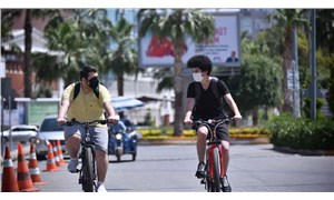 Maskesiz sokağa çıkmanın yasaklandığı il sayısı 39'a yükseldi