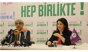 HDP Edirne ve Hakkari'den Ankara'ya yürüyüyecek