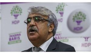 HDP'li Sancar: Her türlü ittifak görüşmesine açığız