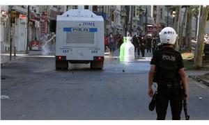 Adalet Bakanlığı: Gezi'deki polis müdahalesi orantılı