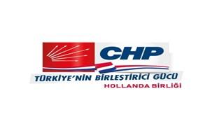 CHP Hollanda Birliği: Tecavüz dosyasını kapattırmayacağız