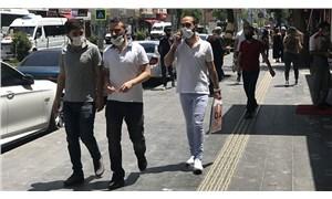 İkinci dalga uyarılarının yapıldığı Diyarbakır'da, maskesiz sokağa çıkılamayacak