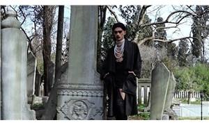 Karacaahmet Mezarlığı'nda çekilen klibe soruşturma