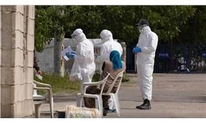 5ilde, bazı bina ve köyler koronavirüs nedeniyle karantinaya alındı