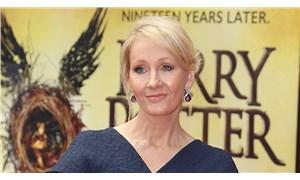 Harry Potter'ın yazarı J.K. Rowling, cinsel saldırıya maruz bırakıldığını açıkladı