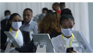 Afrika'da Covid-19 vaka sayısı bir haftada yüzde 31 arttı