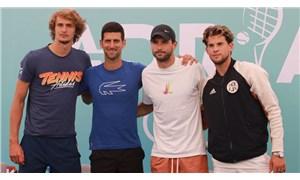 Djokovic, Thiem, Zverev ve Dimitrov kortlara dönüyor