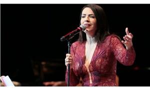 Yeşim Salkım'dan Saray'ın konserlerine karşı ücretsiz halk konseri