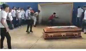 Polis tarafından öldürülen 16 yaşındaki genç futbolcu, 'son golünü tabutuyla attı'