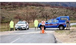 Afyon'da bir köye giriş çıkışlar sınırlandırıldı
