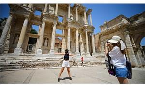 Efes Antik Kenti'ne ziyaretçi kotası