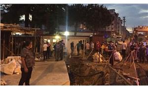 Ordu'da otel inşaatında göçük: 1 işçi hayatını kaybetti